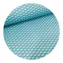 Tissu Coton Eventail